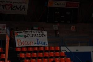 Acción de Boicot en Burgos