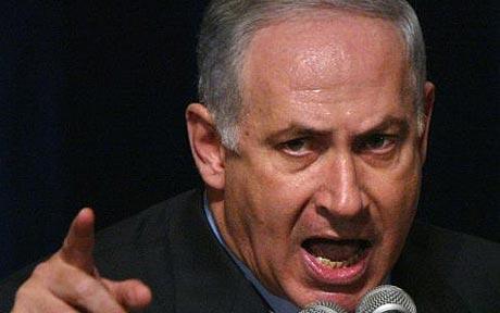 Resultado de imagen para imagenes de netanyahu