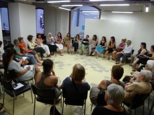 Encuentro de mujeres Palestina Barcelona