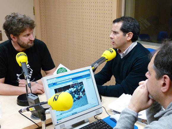 16 - Entrevista en Cadena SER AlicanteC