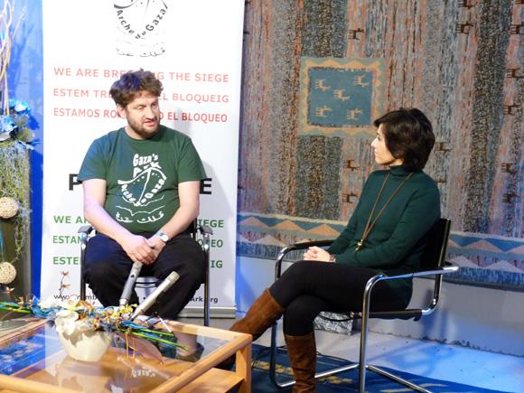 41 - Entrevista en TeleCrevillentC