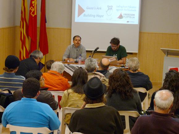 57 - Charla-Coloquio en Esquerra Unida Alicante. Con Víctor DomínguezC
