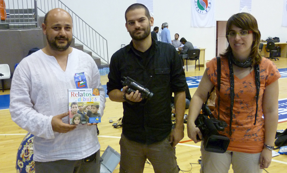 Manuel Tapial, David Segarra y Laura Arau. Tres víctimas del Estado español a bordo del Mavi Marmara.