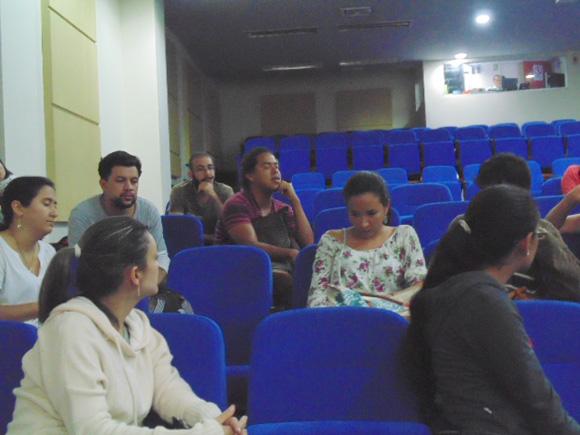 Palestina, activismo, cine y flotillas en Pereira (Colombia)