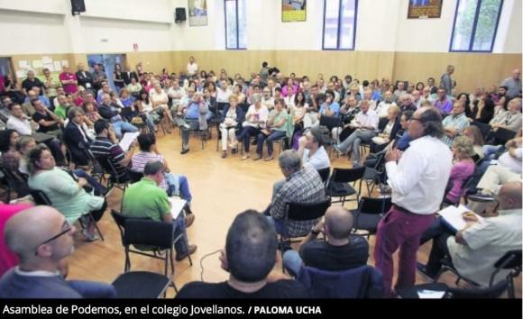 El grupo Podemos de Gijón apoya las campañas de la Flotilla y del Boicot a Israel