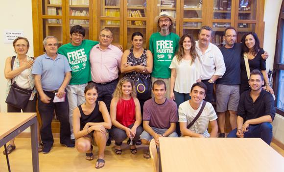 Se crea el grupo de apoyo Rumbo a Gaza País Valencià
