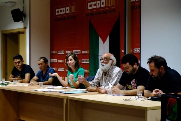 Rumbo a Gaza pide a Castellón que se sume al proyecto de la Flotilla de la Libertad