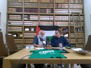 Rumbo a Gaza inaugura su campaña en Elche