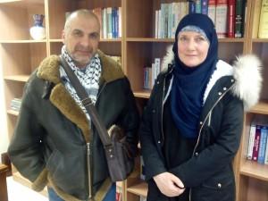Ashan Shamruk y Laura Stuart dieron su testimonio en la corte turca