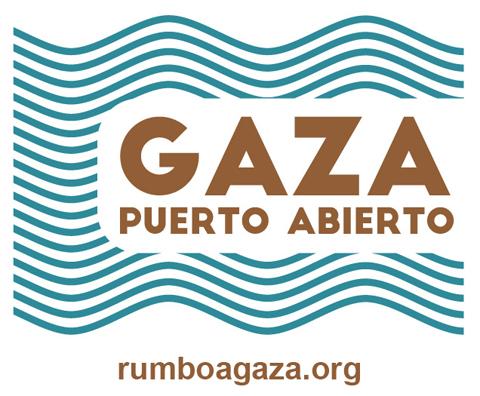 LOGO Gaza Puerto Abierto