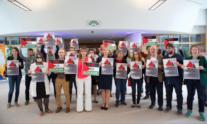 ApoyoFlotillaEuroparlamento