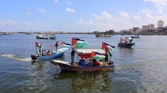 Solidaridad con la Flota Pesquera de Gaza