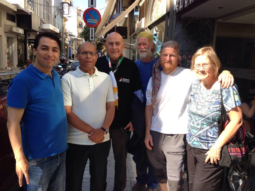 Some delegates of FF3 @Mohammed El Bakkali