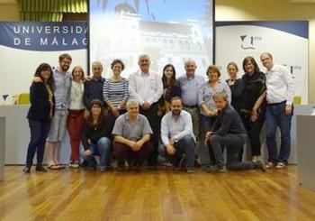 Conferencia de expertos jurídicos organizada en Málaga por el PCHR