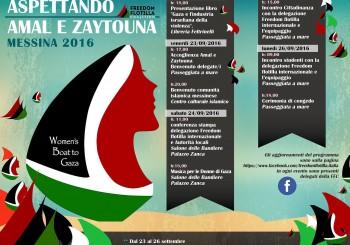 El Zaytouna-Oliva navega rumbo a Messina