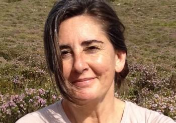 Sandra Barrilaro, pasajera de la flotilla de Mujeres Rumbo a Gaza