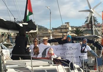 Eurodiputadas y eurodiputados exigen a Mogherini proteger a la Flotilla de Mujeres Rumbo a Gaza