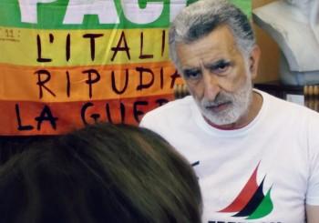Renato Accorinti, alcalde de Messina, da su apoyo a MRG