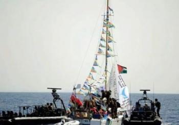 Piratería israelí contra el Zaytouna: el PCHR denuncia el ataque y el silencio internacional