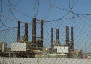 El bloqueo provoca una grave crisis energética en Gaza