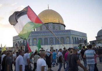 Jerusalén-Al Quds capital de Palestina