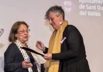 Mujeres Rumbo a Gaza galardonadas en los Premios Mujer de Sant Quirze 2018