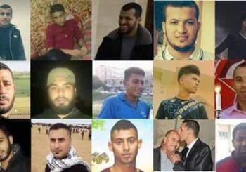 Masacre en las fronteras de Gaza: no callaremos, pongamos fin a la impunidad israelí