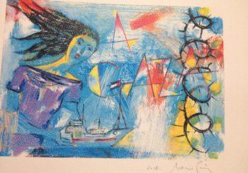 """""""En memoria de Gaza"""" de José María Montes Presa, Segundo accésit del  I Concurso literario """"Llaves para un futuro digno"""""""