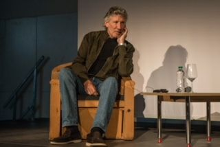 Roger Waters con la Flotilla de la Libertad