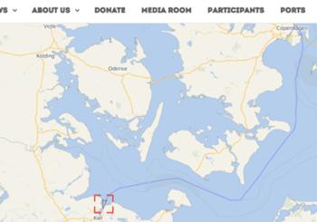 La Flotilla de la Libertad abordada por guardacostas alemanes