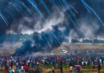 Sigue la masacre en Gaza mientras EEUU traslada su embajada a Jerusalén