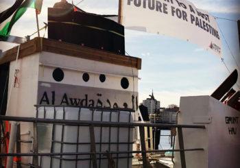 La Flotilla de la Libertad llegará a Gijón y Cádiz en junio