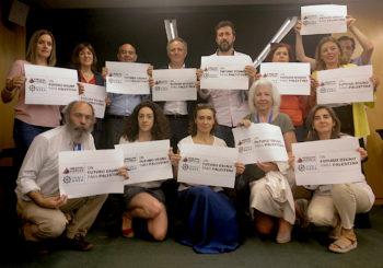 Rumbo a Gaza se reúne con el intergrupo de Palestina en el Congreso