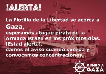 #CuentaAtrasAGaza