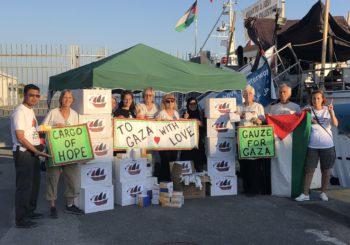 Gasas para Gaza, necesitamos tu donación