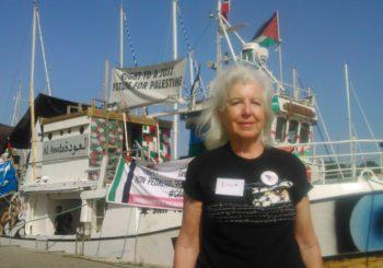 Entrevista a Lucía Mazarrasa pasajera del Al Awda
