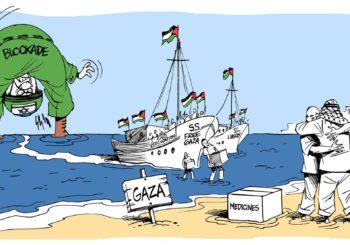 La Flotilla lleva suministros médicos necesarios en Gaza