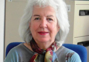 Lucía Mazarrasa a bordo del Al Awda hacia Gaza