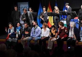 La Flotilla de la Libertad recibe el Premio Internacional Derechos Humanos 2018 Ayuntamiento de Siero